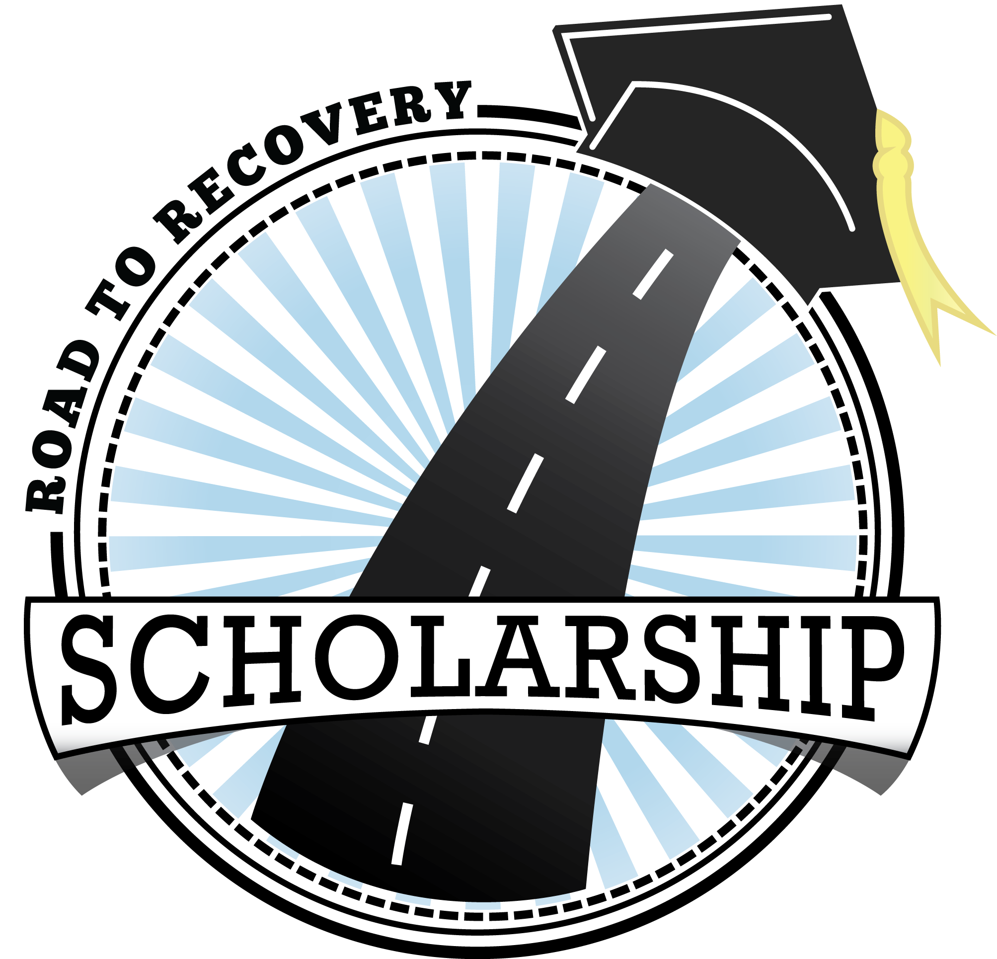 Road To Recovery Scholarship Logo | Community Recovery ...