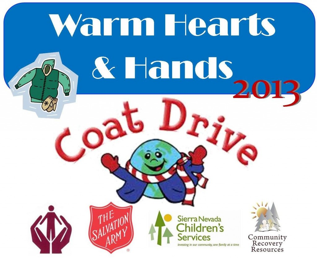 warm hearts hands coat drive community recovery resources please