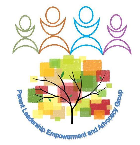 PLEAG Logo. tree