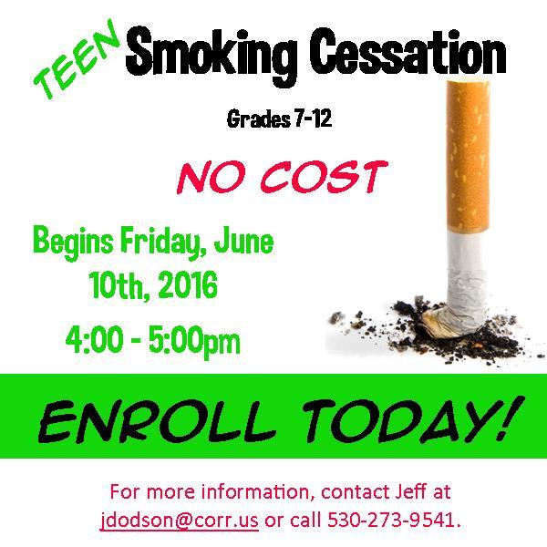 TEEN smoking cessation_FEAT